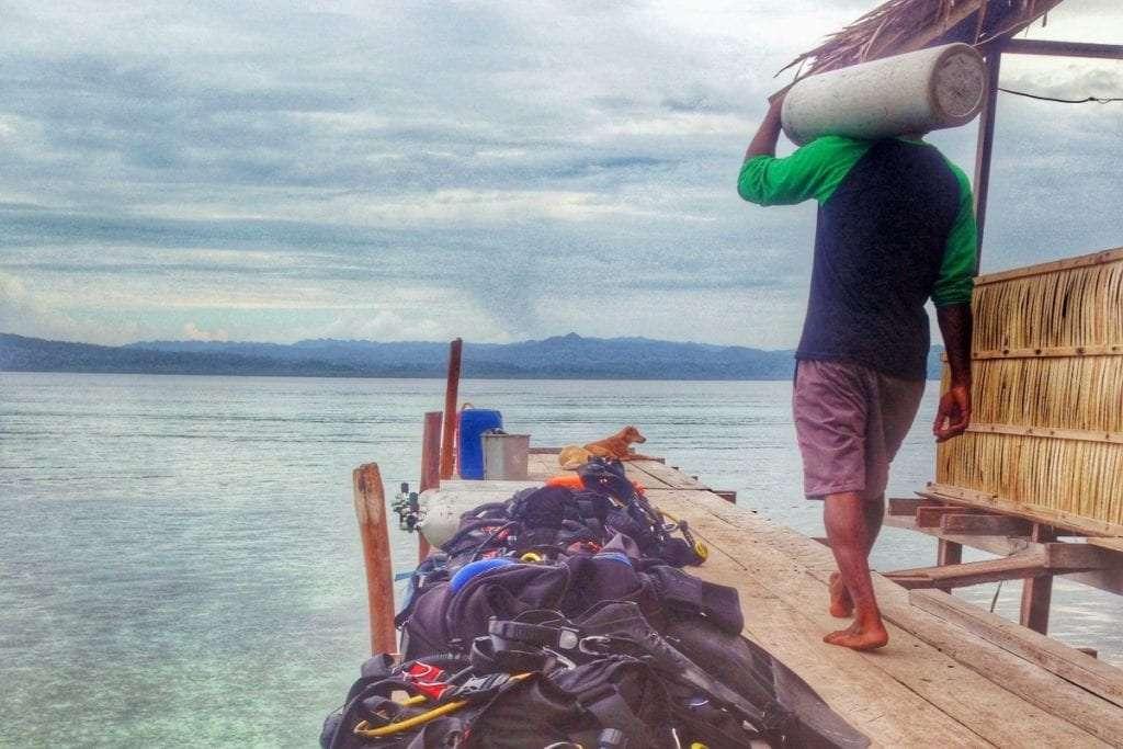 Wobbegong Dive Adventure - Indonésie : 10 endroits cachés à découvrir absolument - Nomad Junkies