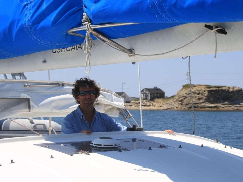 Capitaine - Portrait de nomade : 7 questions à Charles de Village Monde - Nomad Junkies