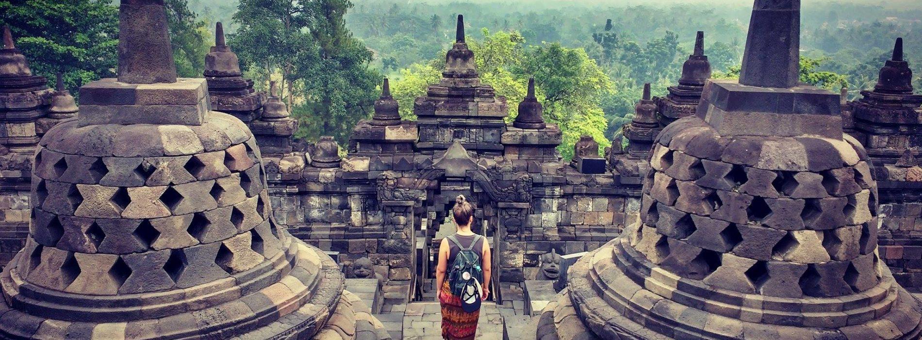 À la découverte de Yogyakarta en Indonésie