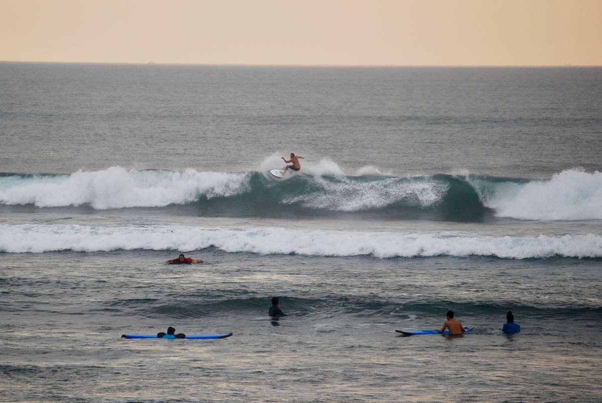 Old Man's- Le guide ultime pour votre séjour de surf à Canggu, Bali - Nomad Junkies