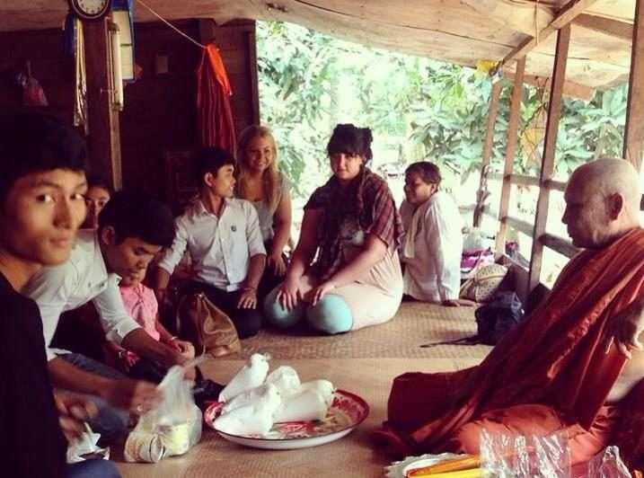 Cambodge - Portrait de nomade: 7 questions à Cassie de Sister Srey Café - Nomad Junkies