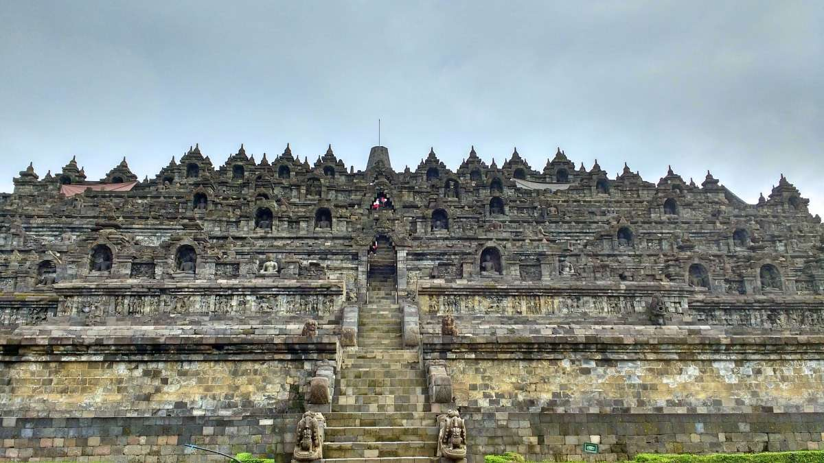 Borobodur - À la découverte de Yogyakarta - Nomad Junkies