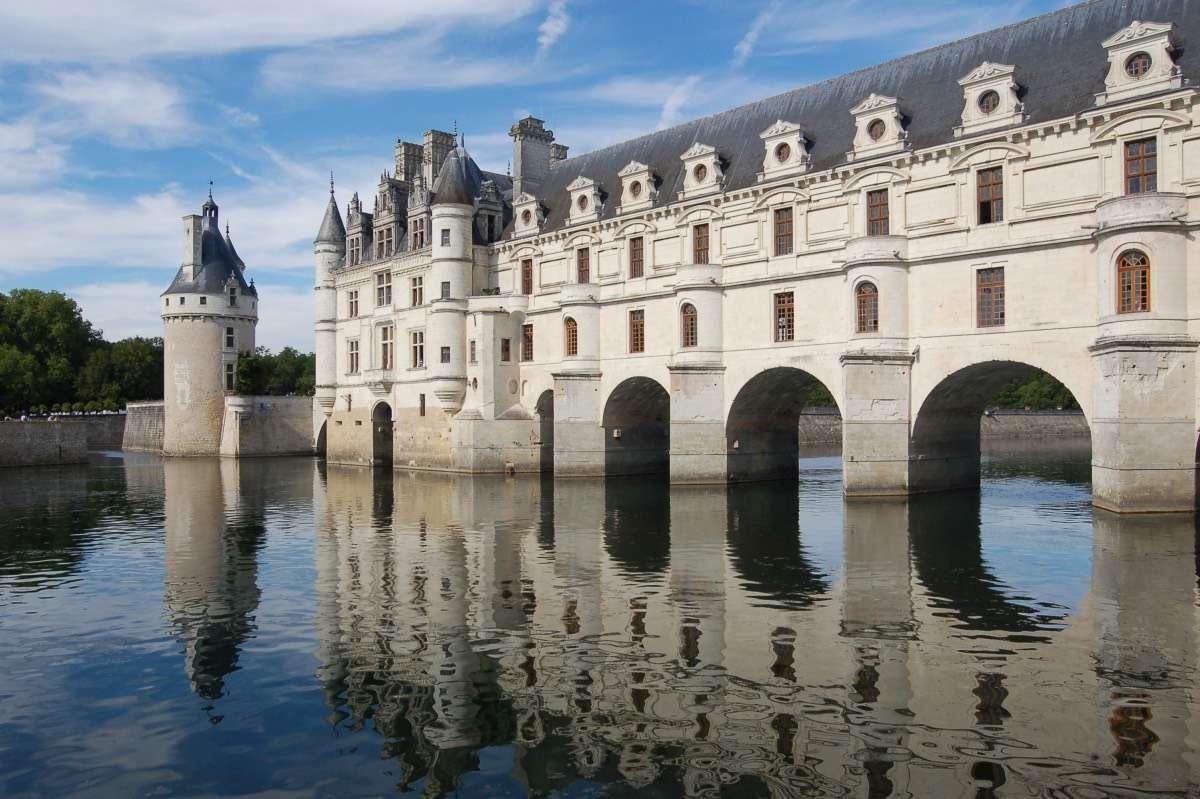 Château de Chenonceau - 7 châteaux à visiter absolument lors de ton prochain Eurotrip - Nomad Junkies