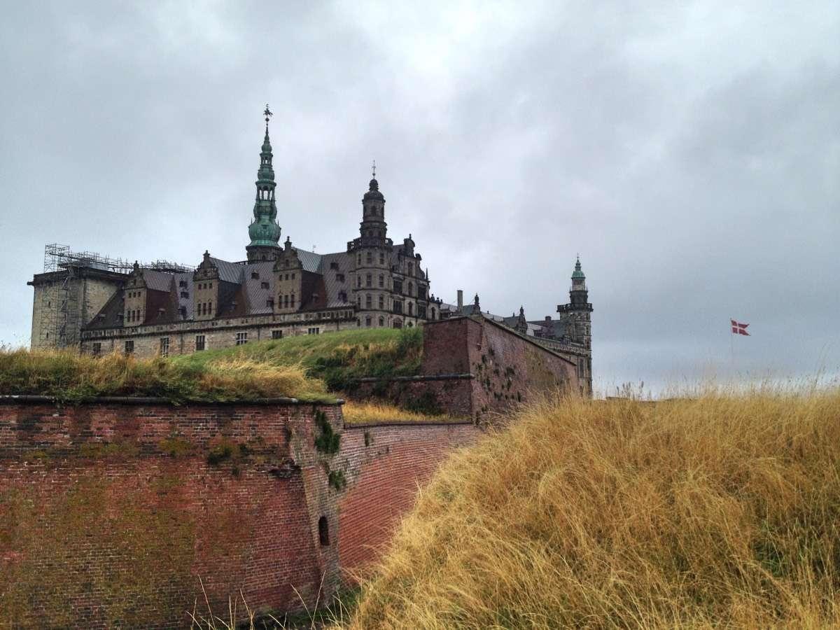 Château de Kronborg - 7 châteaux à visiter absolument lors de ton prochain Eurotrip - Nomad Junkies
