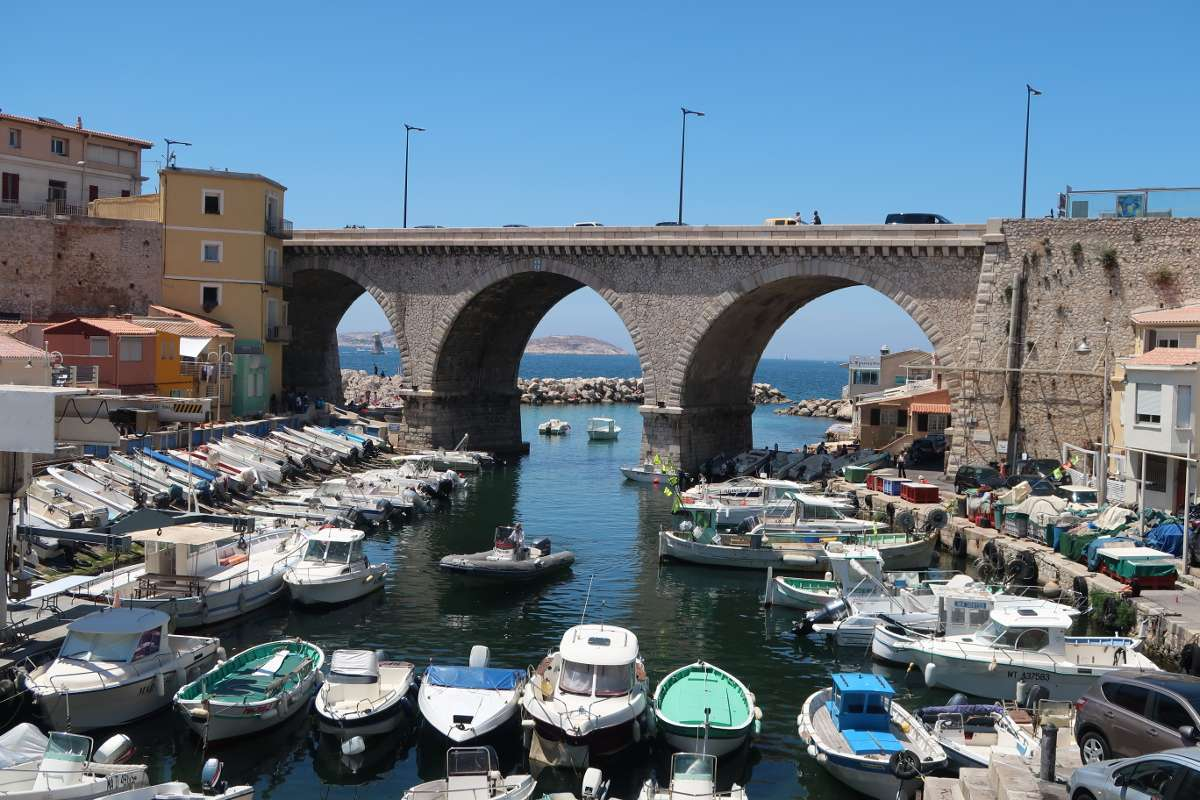 Vallon des Auffes - Envole-toi vers Marseille : découvre la «vibe» du Sud de la France - Nomad Junkies