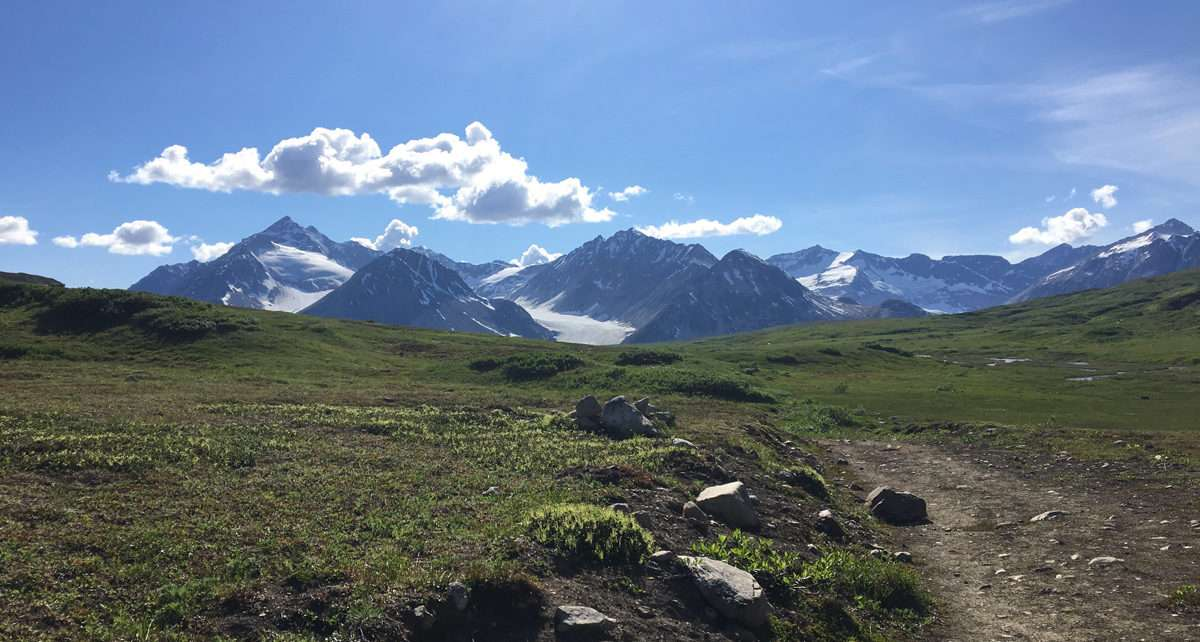 Montagne - Pourquoi j'aime le Yukon - Nomad Junkies