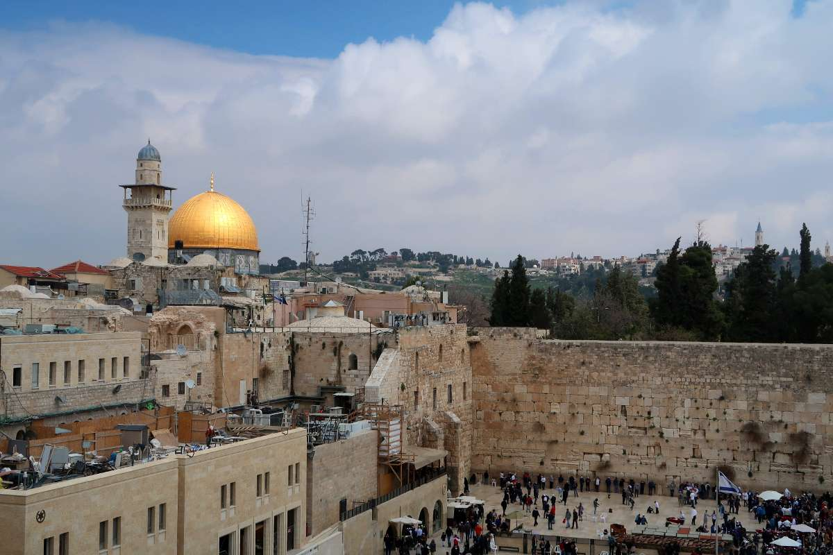 Jerusalem - Voyager en backpack en Israël : 7 musts - Nomad Junkies