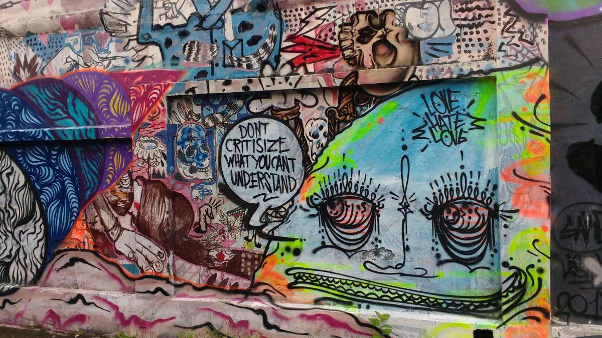Street Art - À la découverte de Joja - Nomad Junkies
