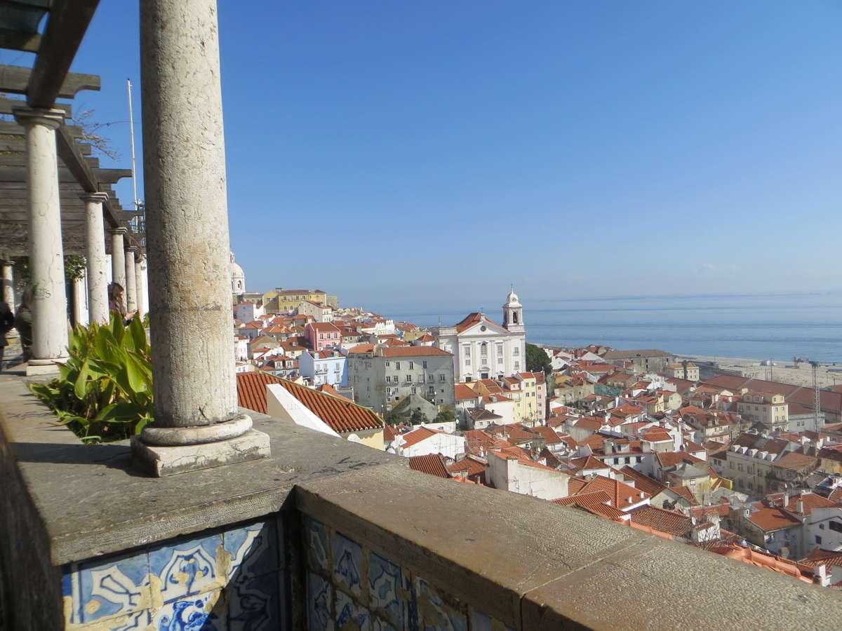 Miradouro -Lisbonne en 7 coups de cœur- Nomad Junkies