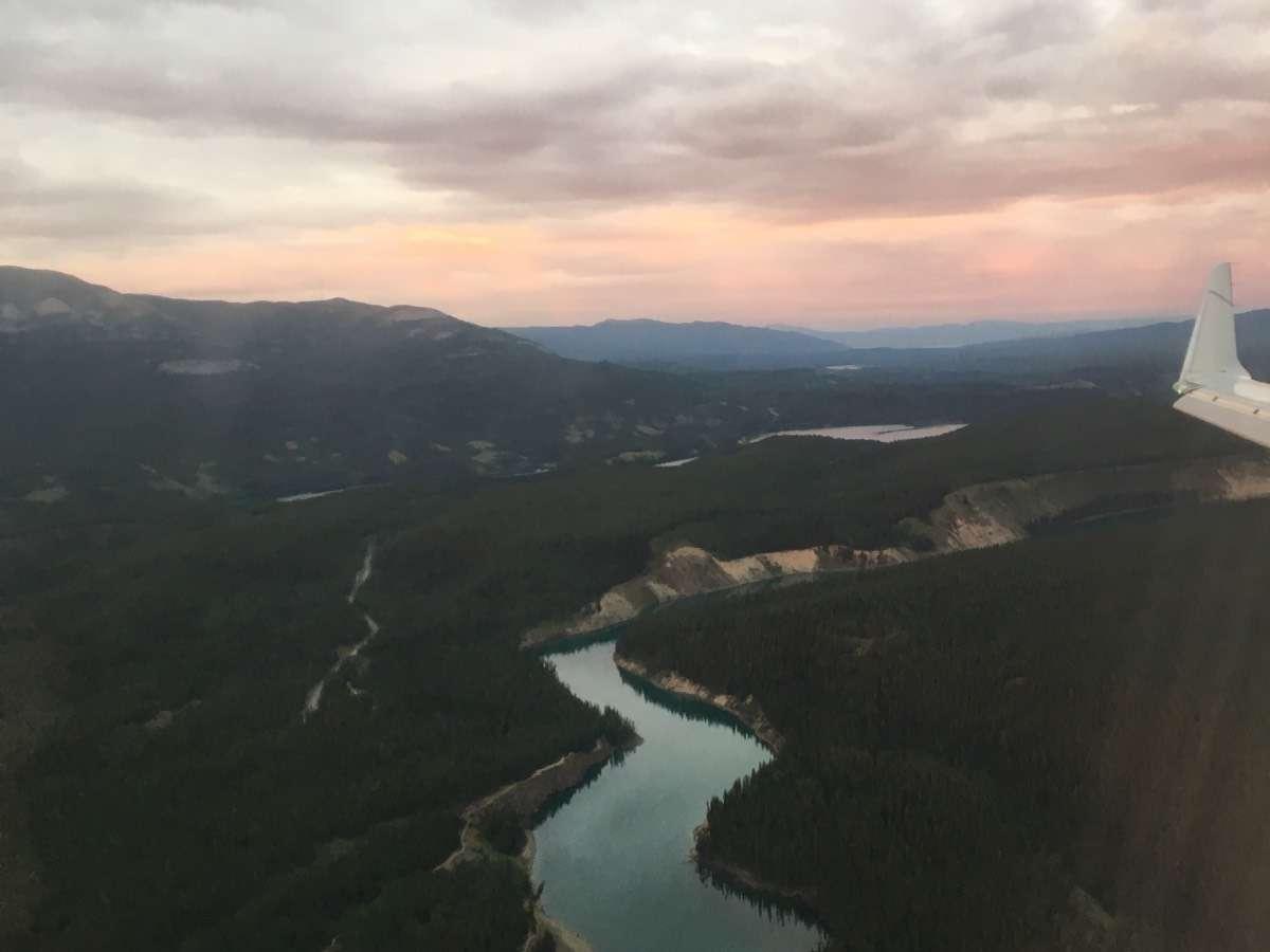 Vue hublot - Le Yukon : la nouvelle destination cool au Canada - Nomad Junkies