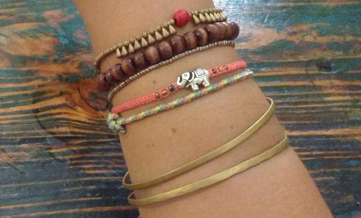 Bracelets - À la découverte de Yogyakarta - Nomad Junkies