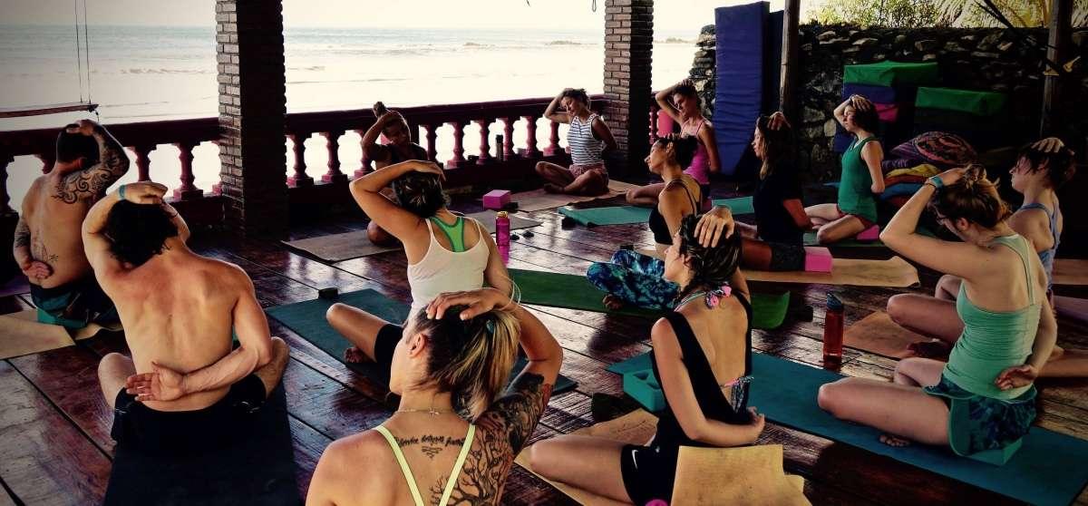 Free Spirit yoga - 10 bonnes raisons de venir triper au Nicaragua aux prochains NomadTALKS - Nomad Junkies