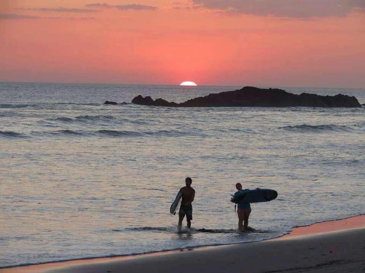 Free Spirit Coucher de soleil - 10 bonnes raisons de venir triper au Nicaragua aux prochains NomadTALKS - Nomad Junkies