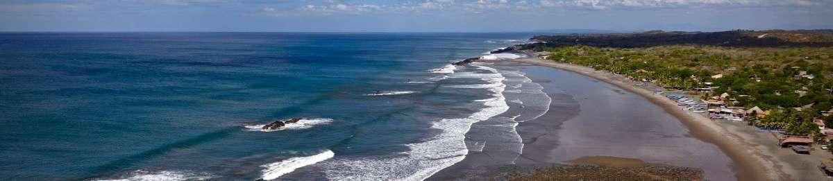 Panorama El Transito - - 10 bonnes raisons de venir triper au Nicaragua aux prochains NomadTALKS - Nomad Junkies