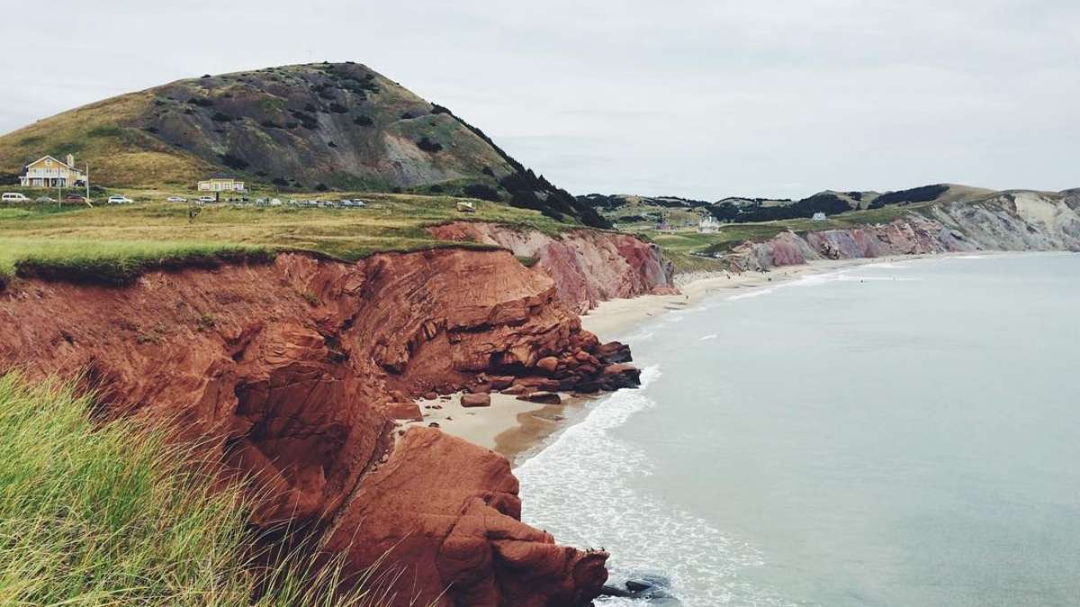 @fillesauvage Littoral - Les Îles-de-la-Madeleine: mon petit coin de pays- Nomad Junkies