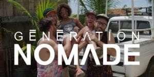 Cover - Teaser - Génération Nomade - Nomad Junkies