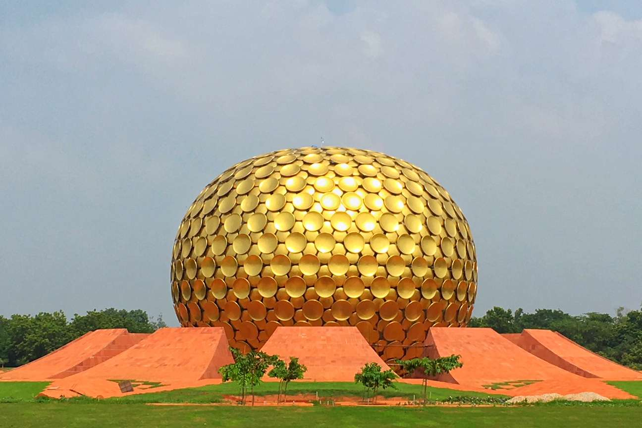 Auroville - Top 5 des destinations dépaysantes pour 2018 (en backpack) - Nomad Junkies