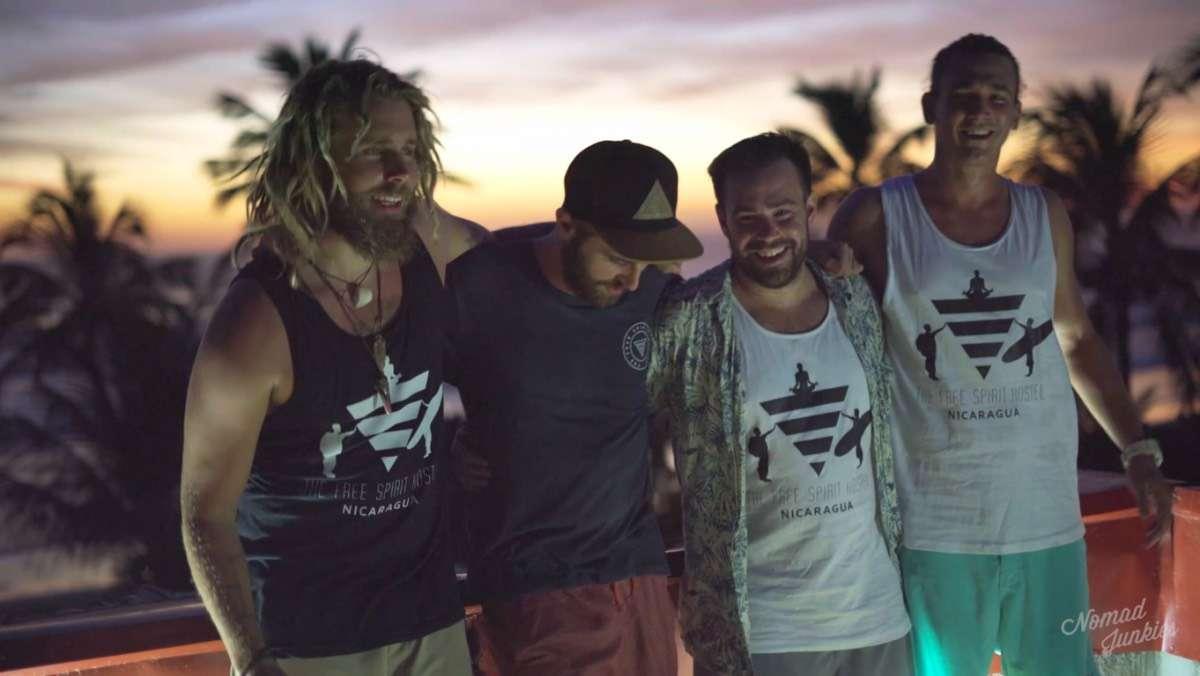 Boys - Épisode 2 : au Free Spirit Hostel – Génération Nomade - Nomad Junkies
