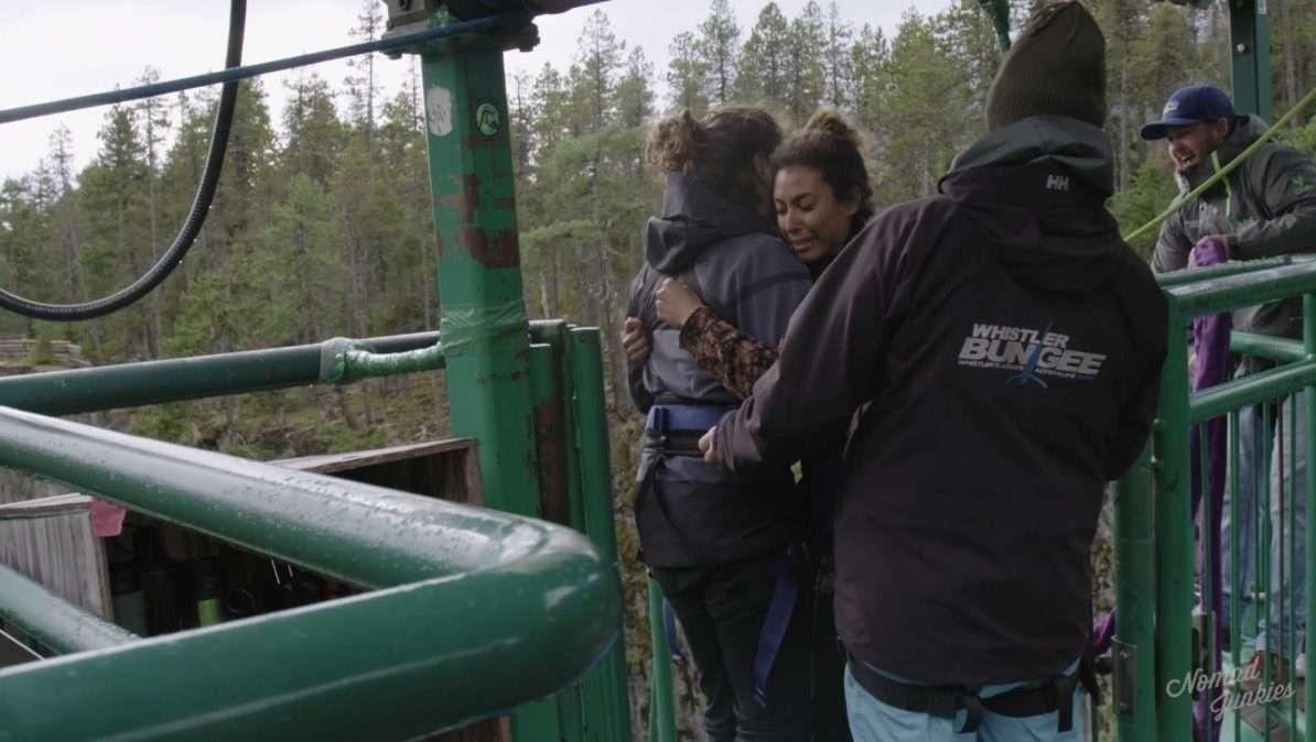 Bungee - Épisode 1 : dans l'Ouest canadien - Génération Nomade - Nomad Junkies