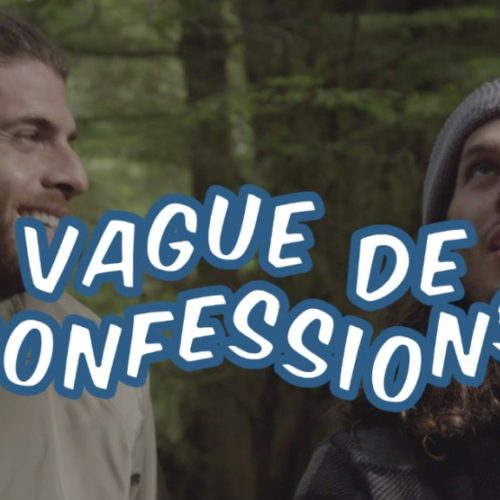 Vague de confessions – Francis et Alex de IAMNOMAD