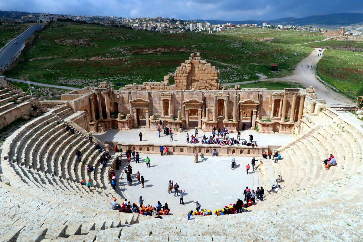 Jerash, Jordanie - Top 5 des destinations dépaysantes pour 2018 (en backpack) - Nomad Junkies