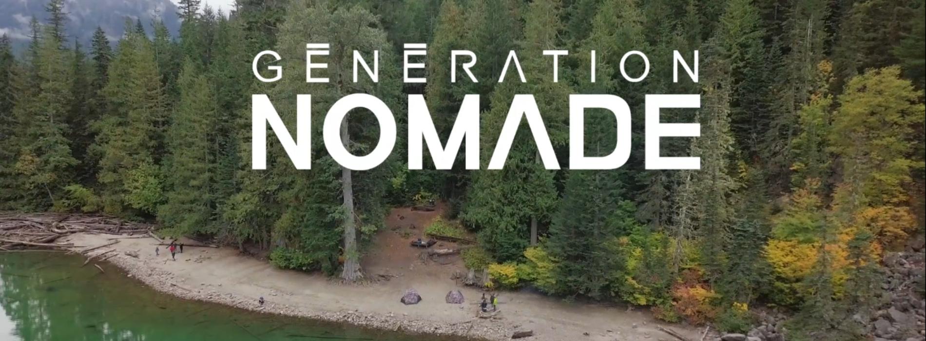 Épisode 1 : dans l'Ouest canadien – Génération Nomade