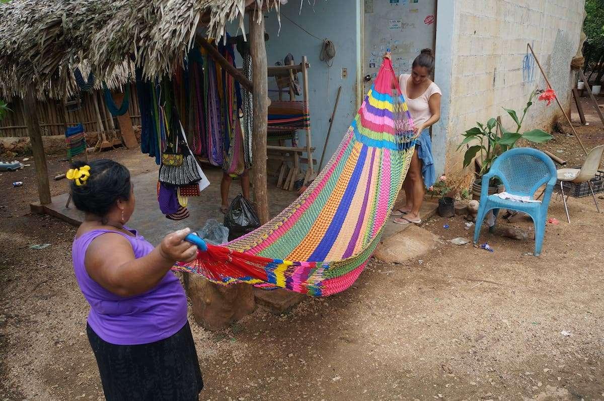 hamac - Job de rêve: évaluer les hébergements du Mexique - Nomad Junkies