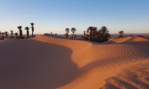 Sahara : sur les traces de l'Alchimiste