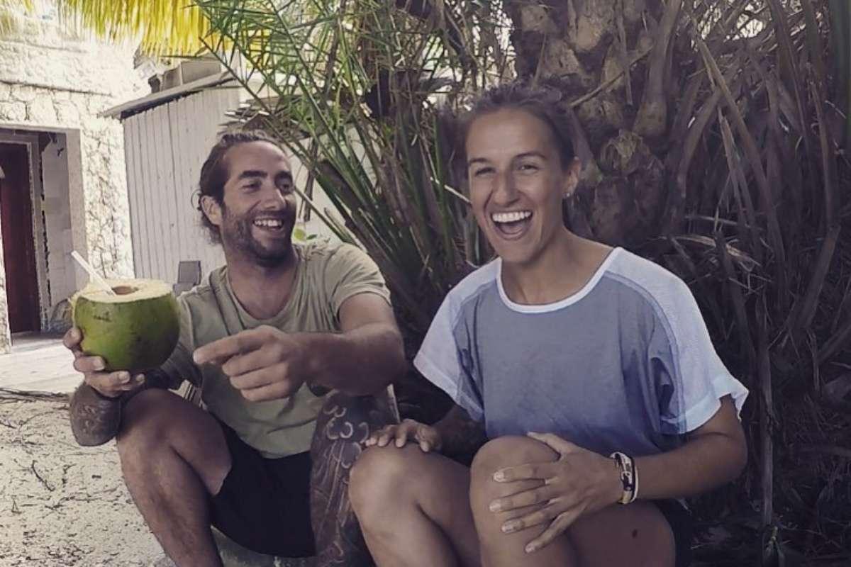 Alex et Julien - Portrait de nomade : 7 questions à Alexandra et Julien de Andraloha - Nomad Junkies
