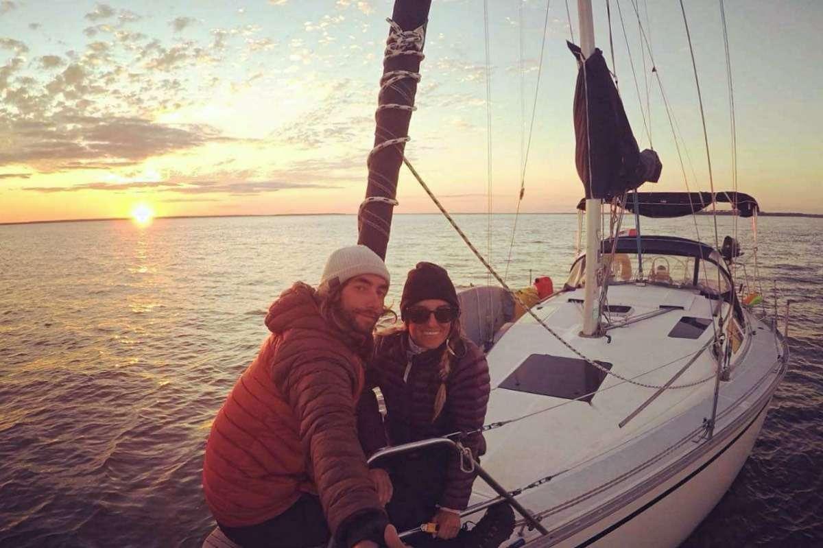 Couple voilier - Portrait de nomade : 7 questions à Alexandra et Julien de Andraloha - Nomad Junkies