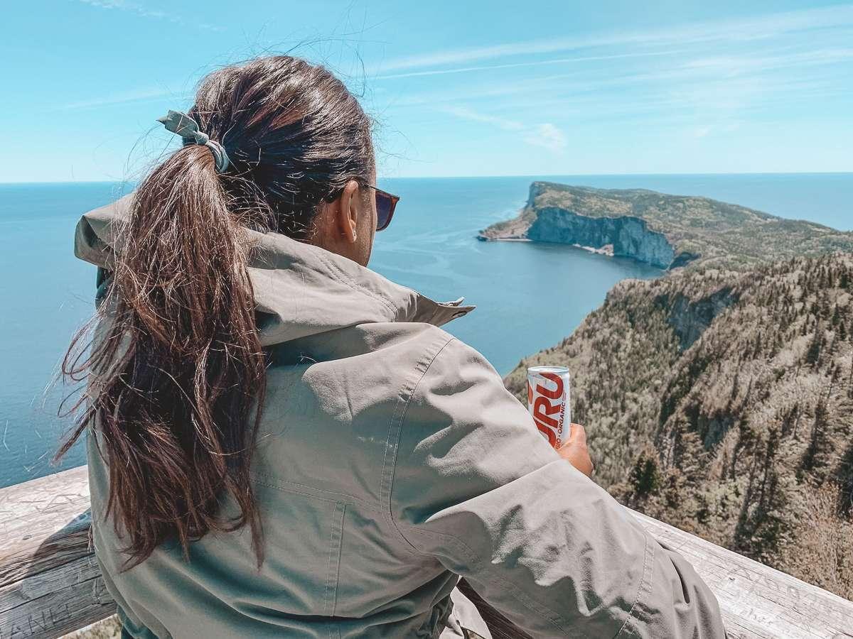 Belvédère au Bout du Monde - Itinéraire pour un tour de la Gaspésie magique cet été - Nomad Junkies
