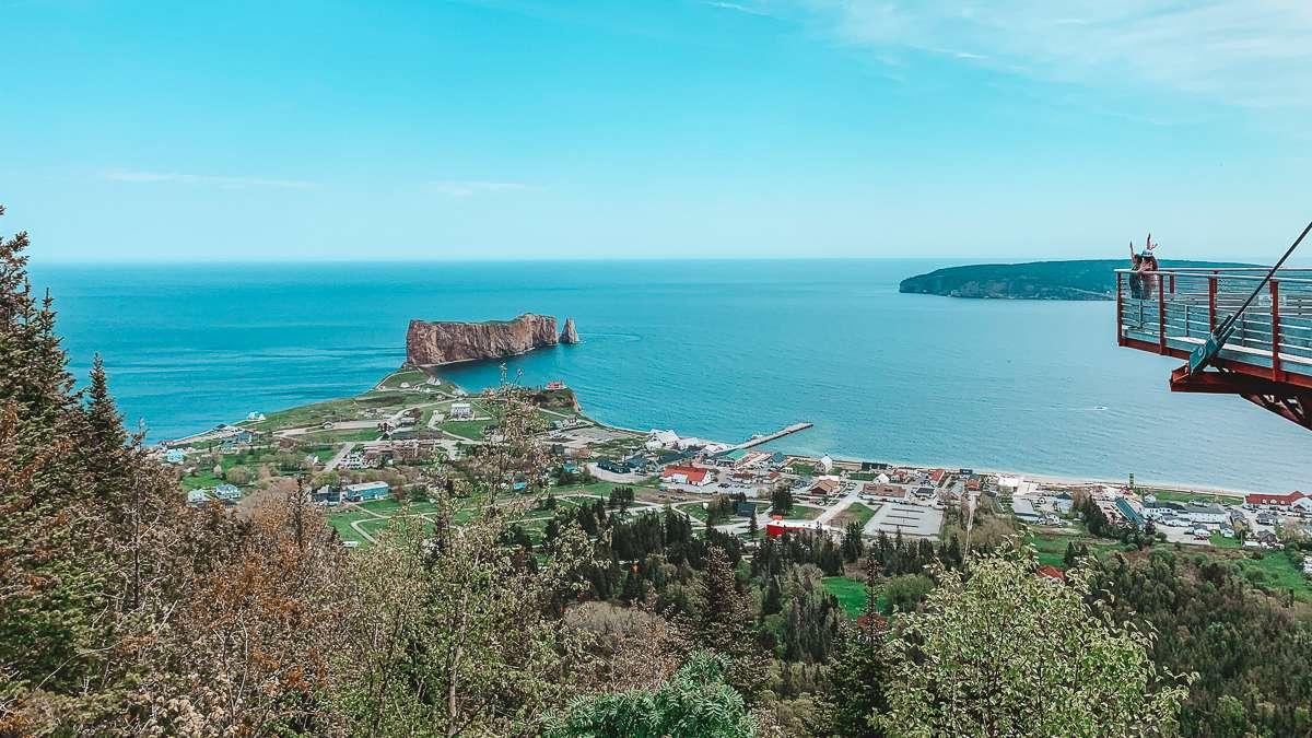 Cover Rocher Percé - Itinéraire pour un tour de la Gaspésie magique cet été - Nomad Junkies