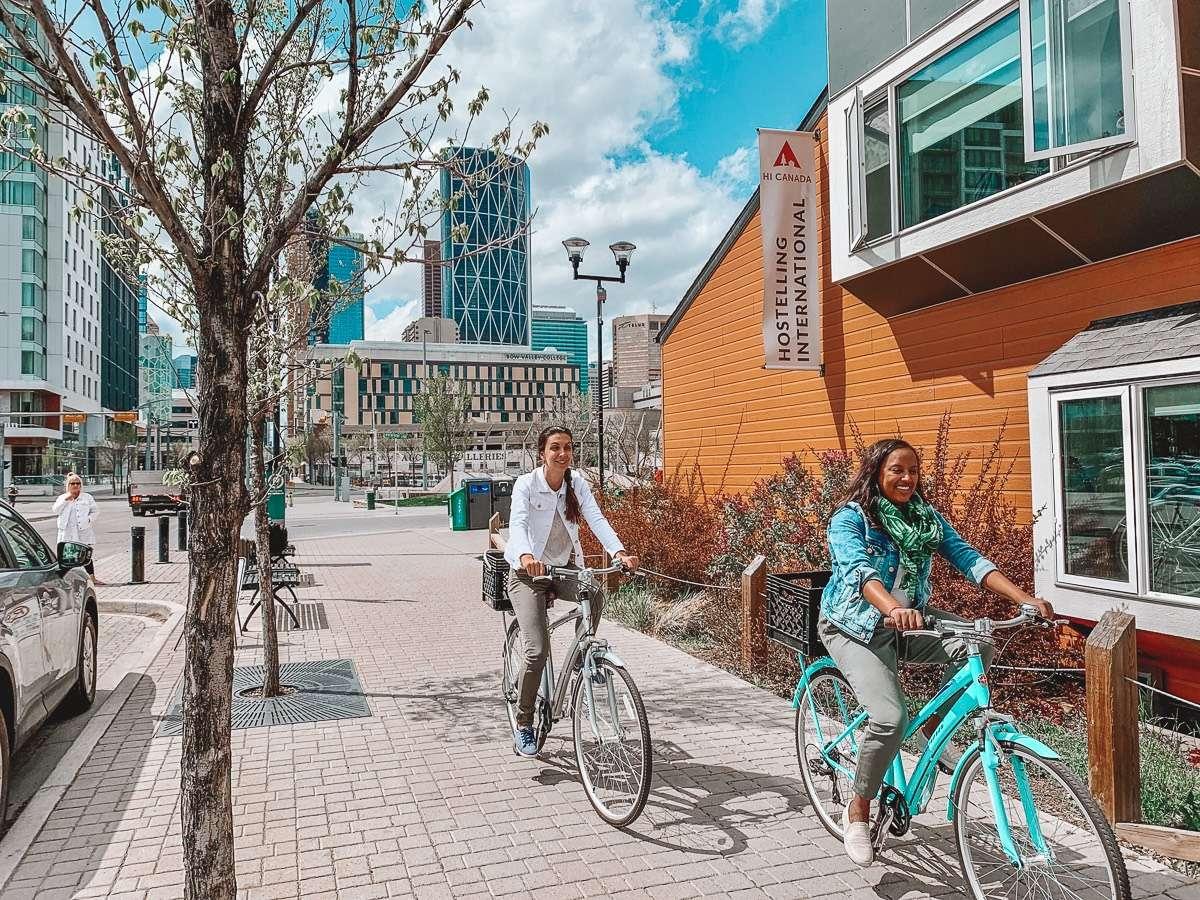 HI Calgary - Backpacking Canada: 10 days in Alberta - Nomad Junkies