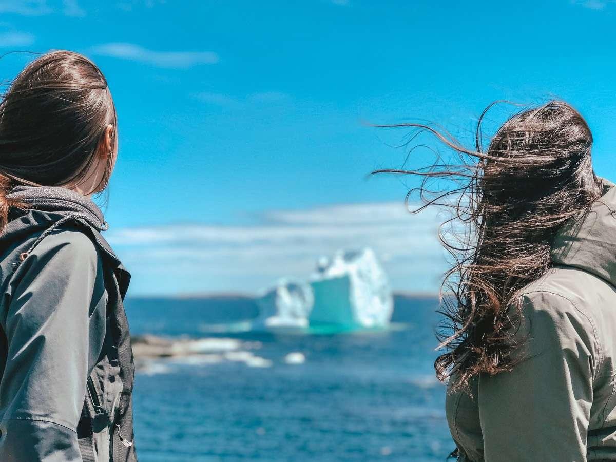 Iceberg Quirpon Safia Emilie