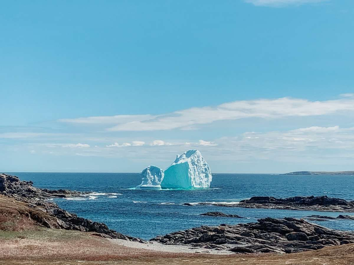 Iceberg Quirpon