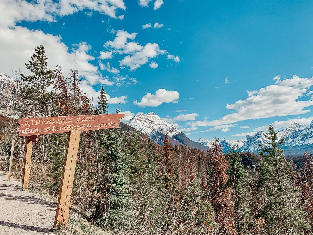 Icefields Parkway - Backpacking Canada: 10 days in Alberta - Nomad Junkies
