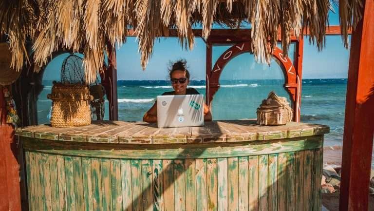 Digital Nomad : 10 destinations populaires pour le télé-travail