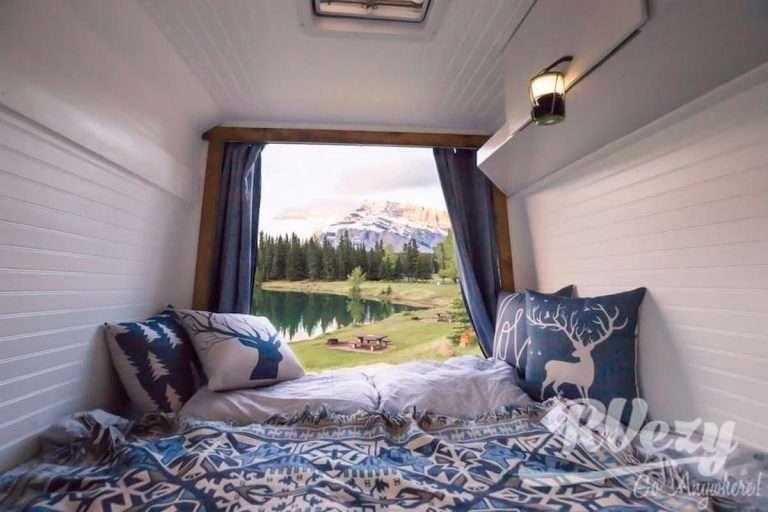 Les meilleurs campervans à louer à Calgary si tu veux explorer les Rocheuses cet été