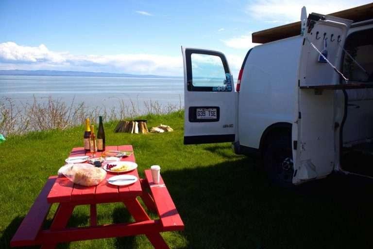 « Vanning » à Charlevoix : itinéraire pour un long weekend