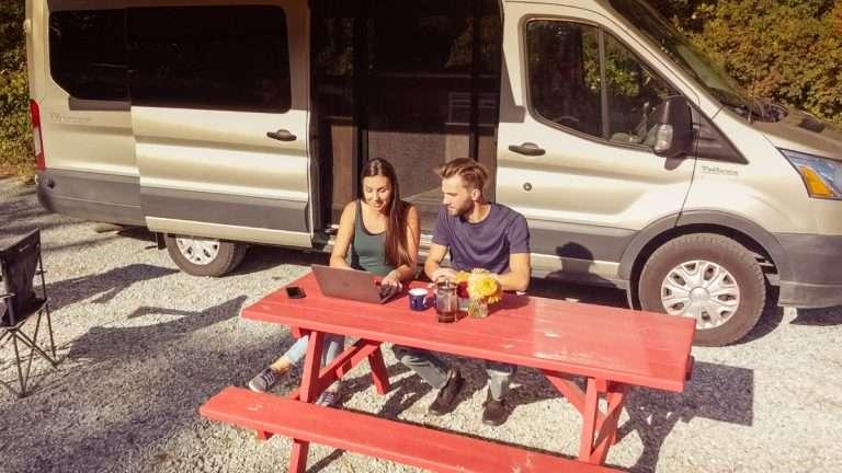 10 sites de camping à moins de 1h30 de Montréal (pour tes escapades en campervan)