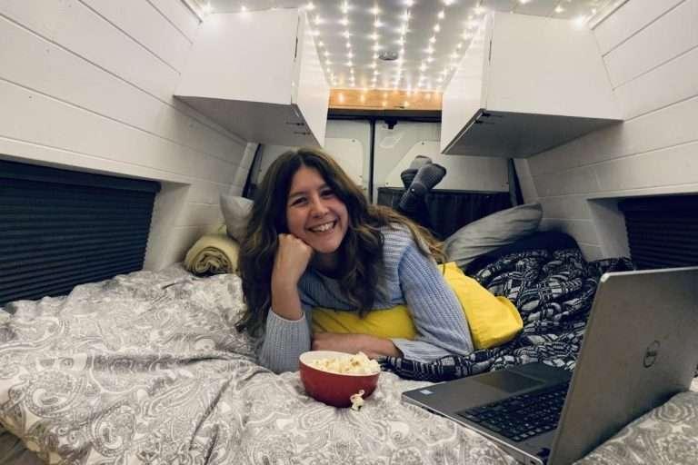Comment improviser un trip en campervan de dernière minute