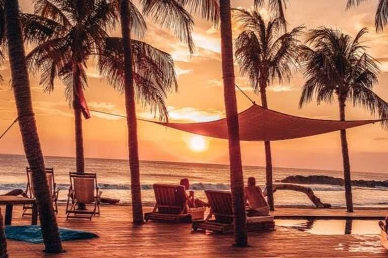 Nicaragua : Le plus beau «spot» pour regarder le soleil se coucher
