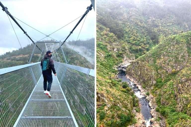 Portugal : j'ai traversé le plus long pont suspendu du monde